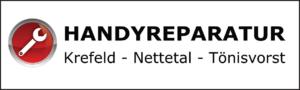 Handyreparatur Krefeld, Nettetal, Tönisvorst Logo mit